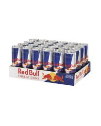 Red Bull  24X25cl  Can